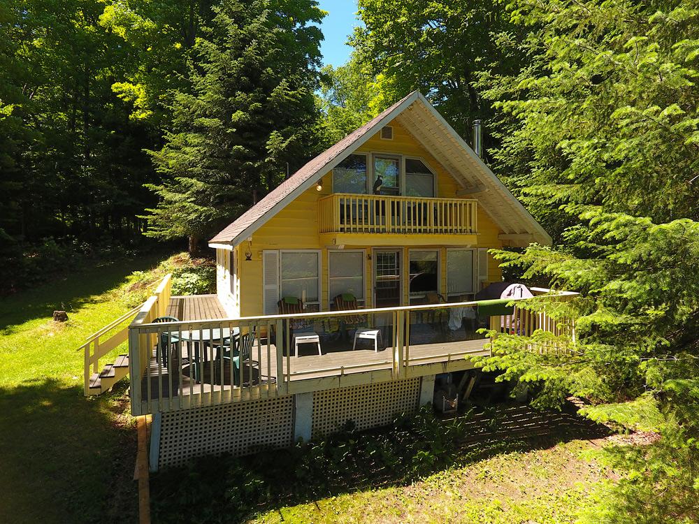 Fine Wenona Lake Sunshine Haliburton Cottages Cottage Care Download Free Architecture Designs Embacsunscenecom
