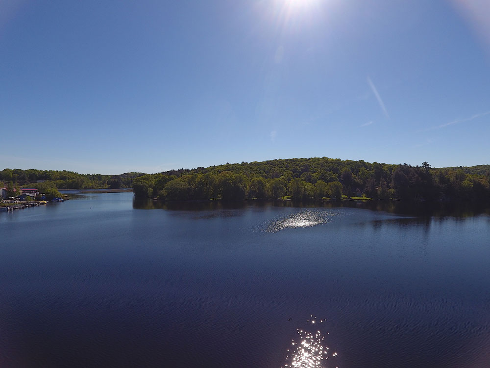 View-towards-the-village-of-Haliburton