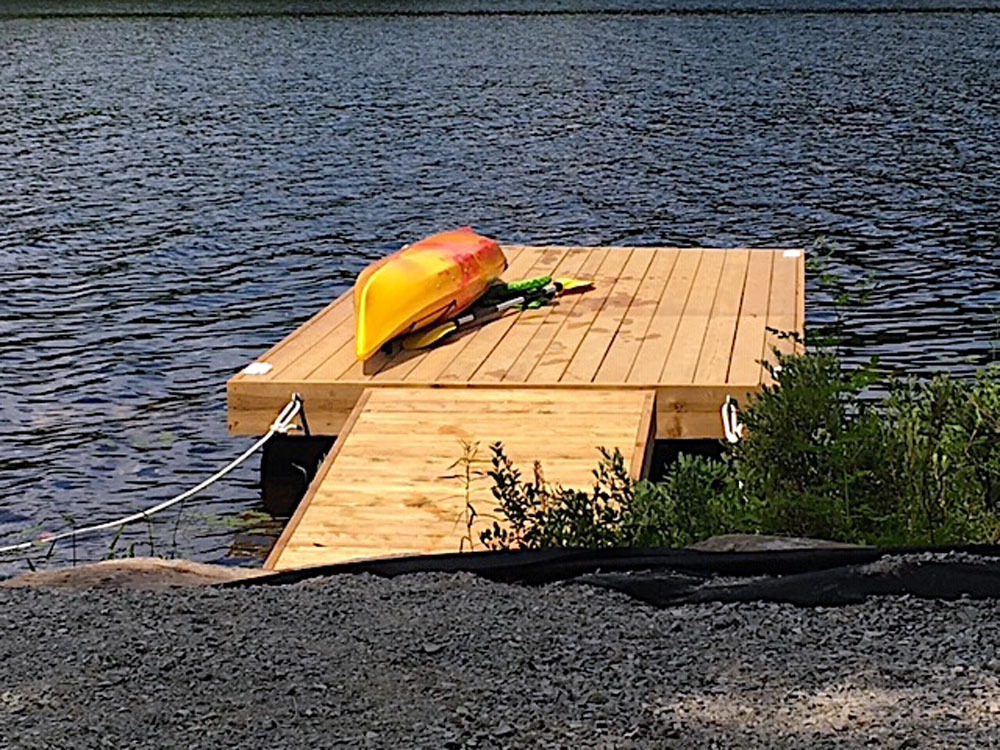 Haliburton Cottage - Growler Lake - Waterfront - Dock