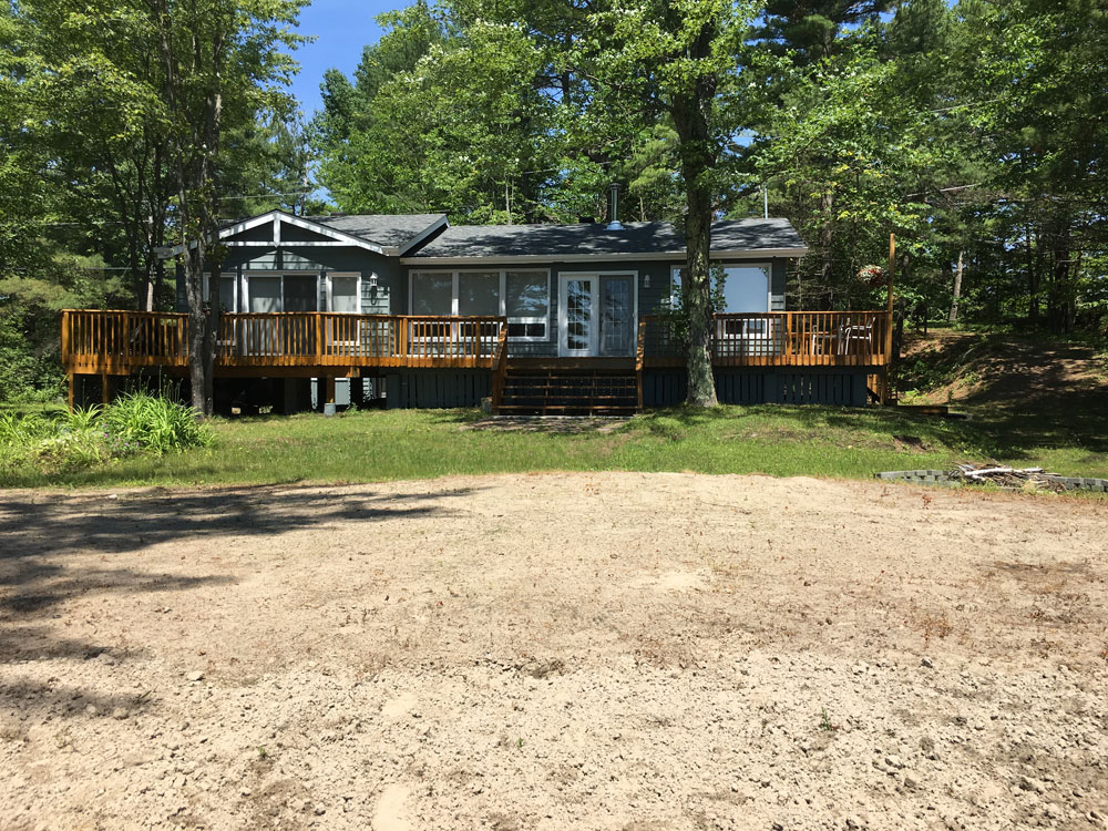 Incredible Kahshe Lake Sunny View Muskoka Cottages Cottage Care Rentals Download Free Architecture Designs Scobabritishbridgeorg