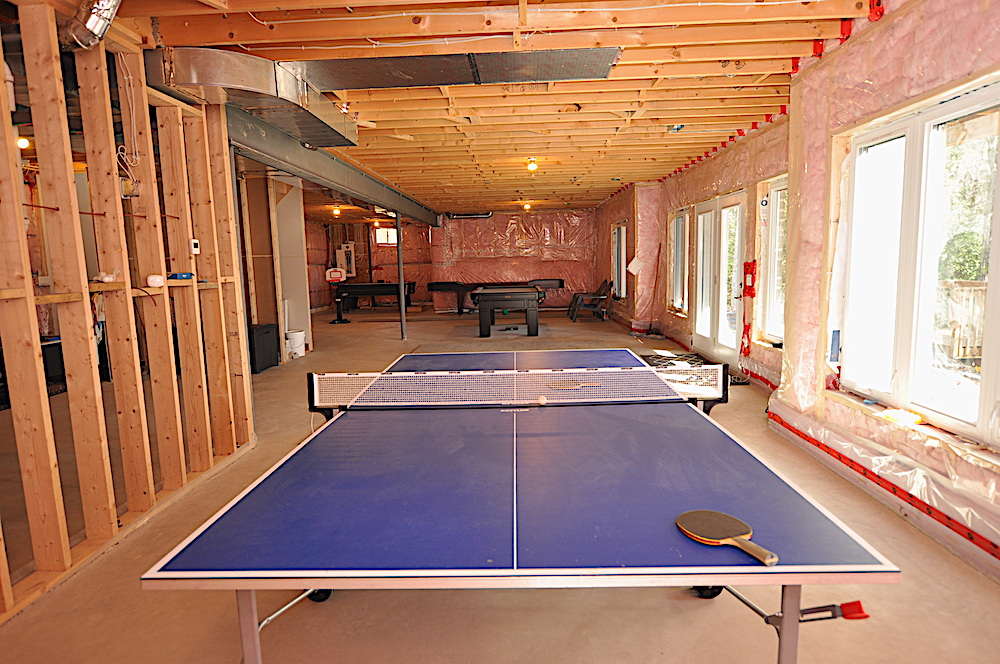 Haliburton Cottage Kennisis Lake Evergreen Terrace - Ping Pong