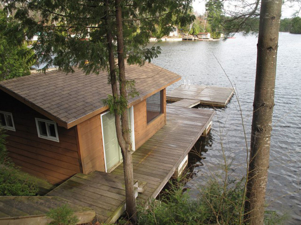 8-Boathouse side view
