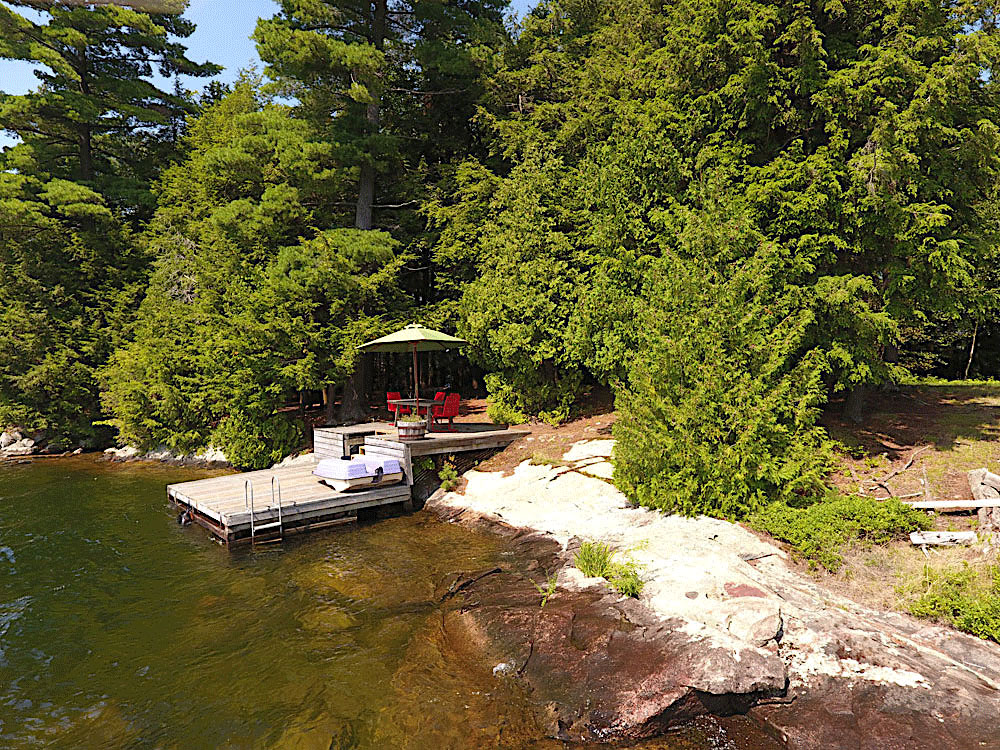 Haliburton Cottage - Kawagama Lake - Driftwood Bay - Dock-and-dine
