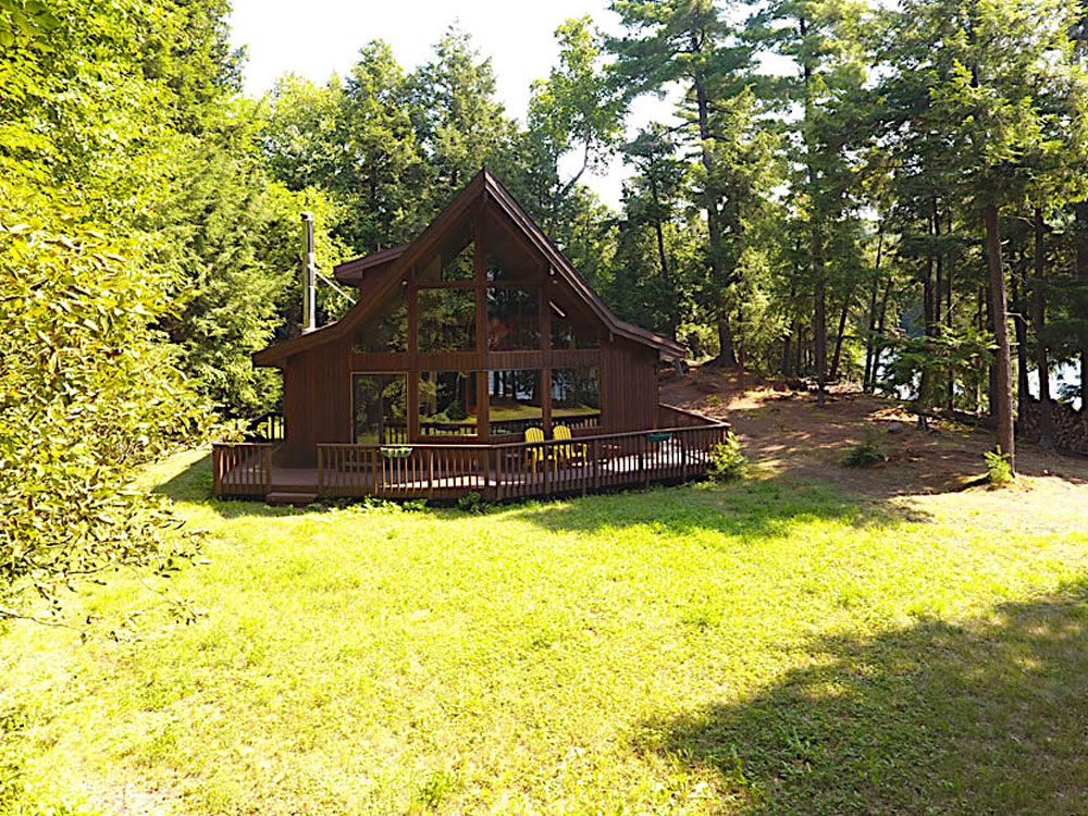 Haliburton Cottage - Kawagama Lake - Driftwood Bay - Drifwood-Bay-Cottage