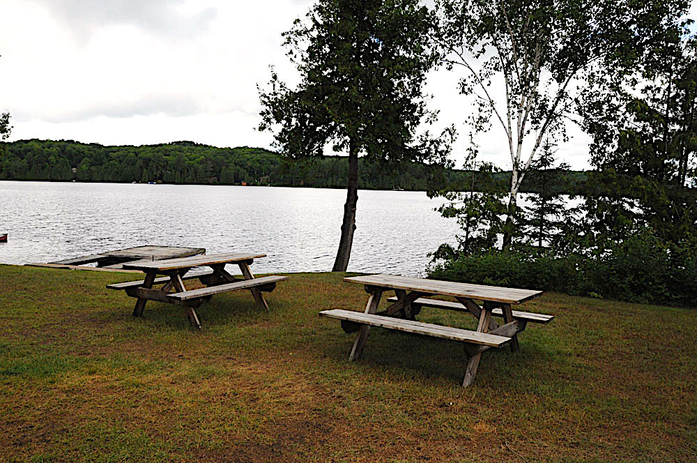 6-Picnic Tables