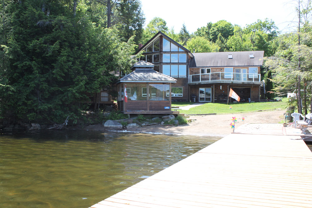 Haliburton Cottage - Allen Lake - Harrisons Haven