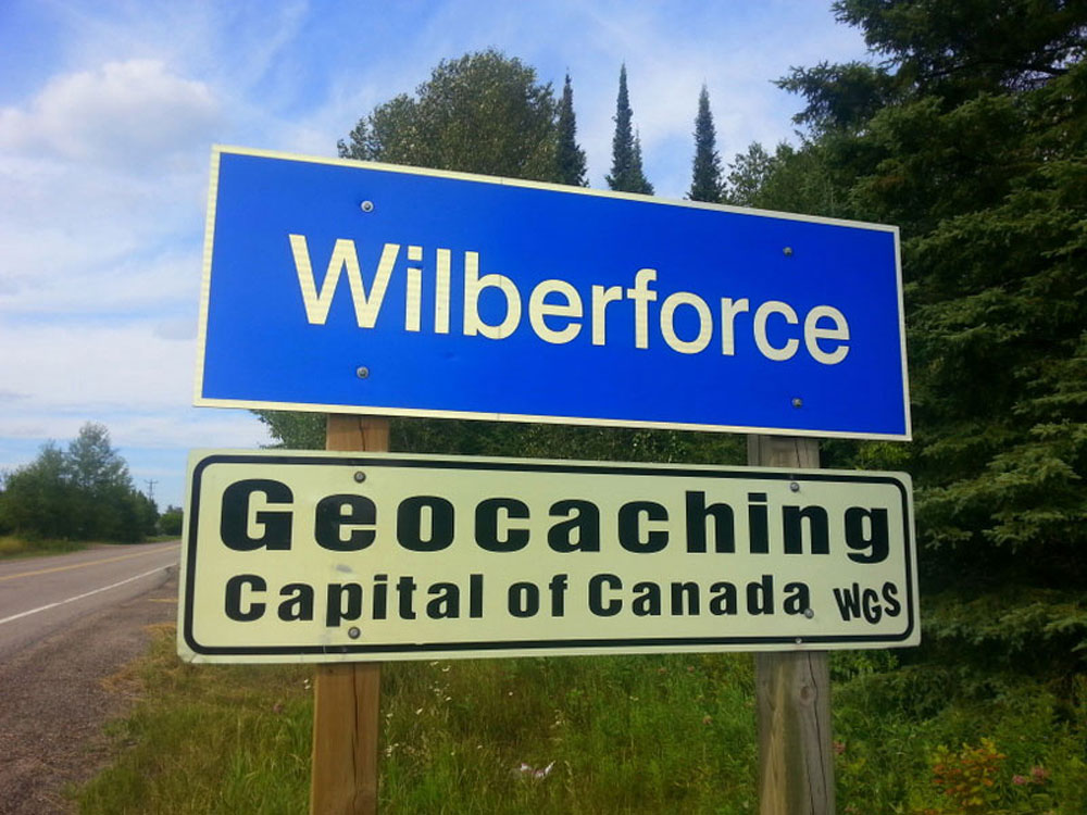 22-Enjoy Geocaching while visiting Pine Grove cottage