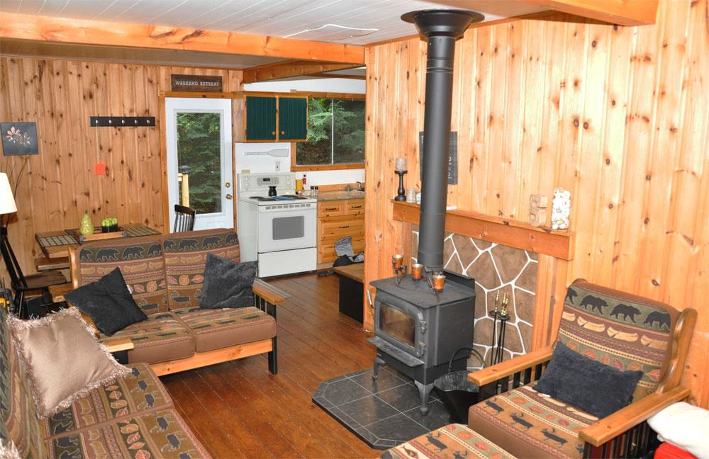 Esson Lake Eagles Nest - Cottage Care Rentals & Property ...