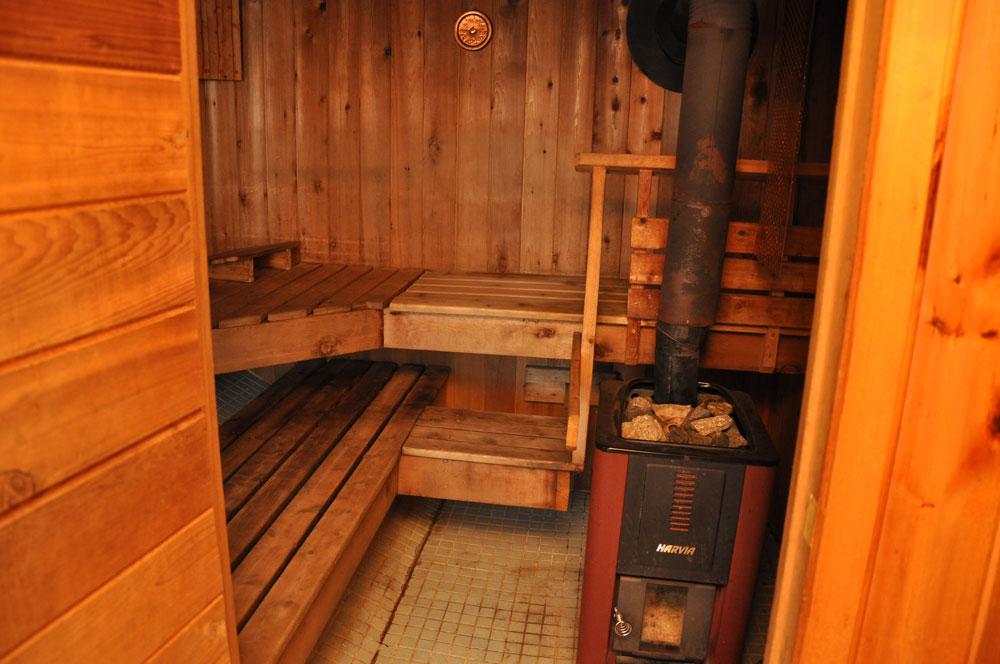 Haliburton Cottage - Allen Lake - Grandview - Finnish Sauna
