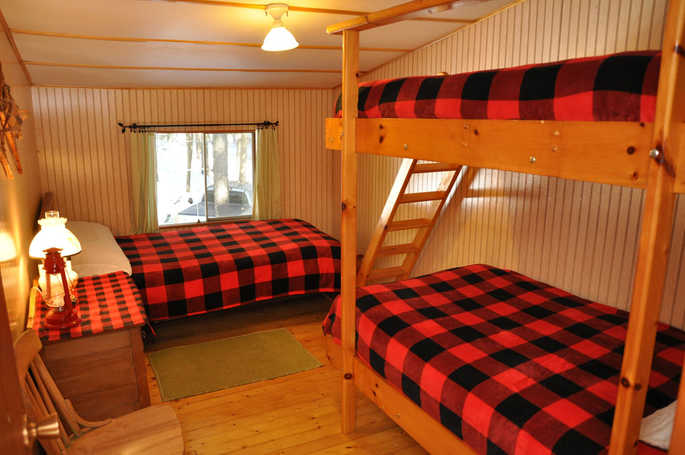 Bedroom 3 - Loft - Bunks and Twin