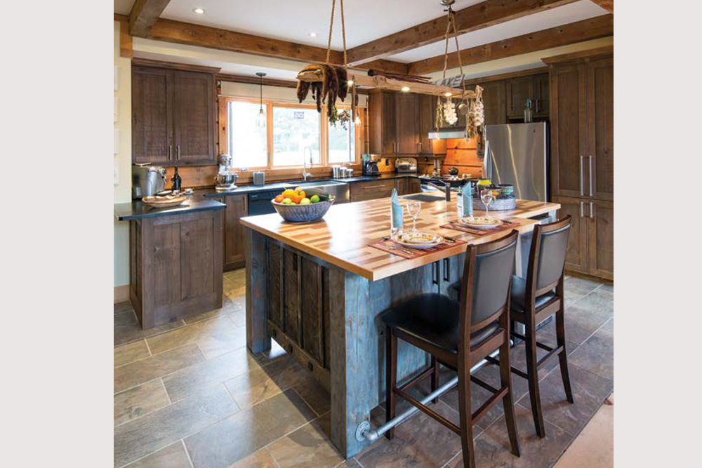 Kawartha Cottage - Pigeon Lake - Kotedza Lago-Kitchen