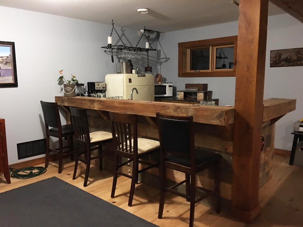 2Kawartha Cottage - Pigeon Lake - Kotedza Lago - Rec Room Bar
