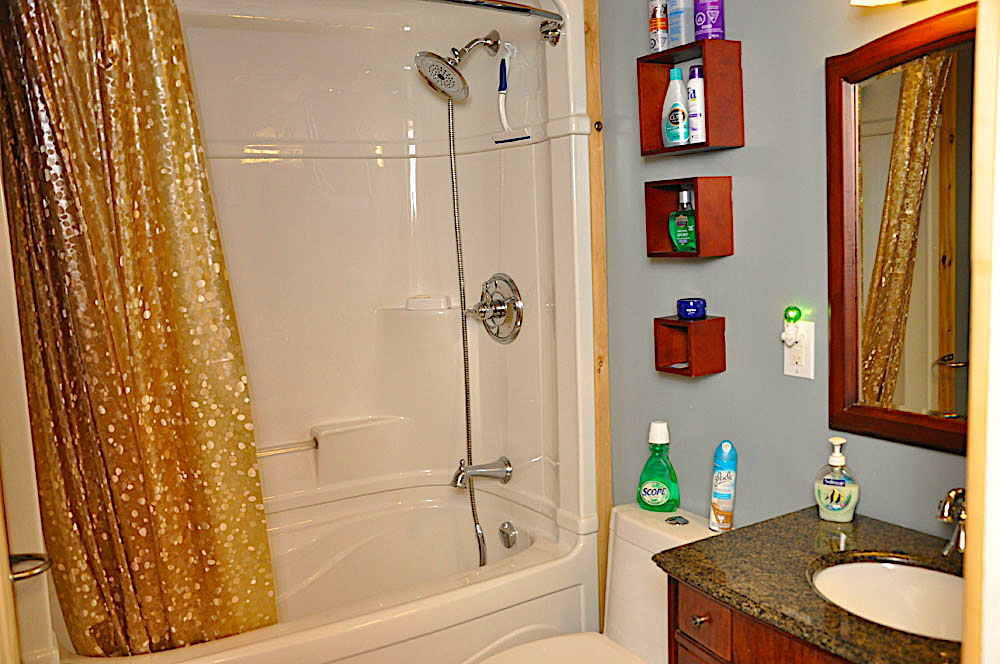 18-Bathroom with Tub & Shower