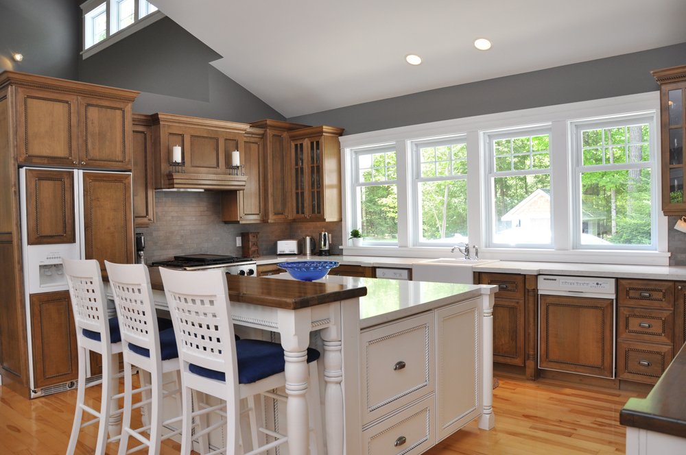 9 Custom Gourmet Kitchen
