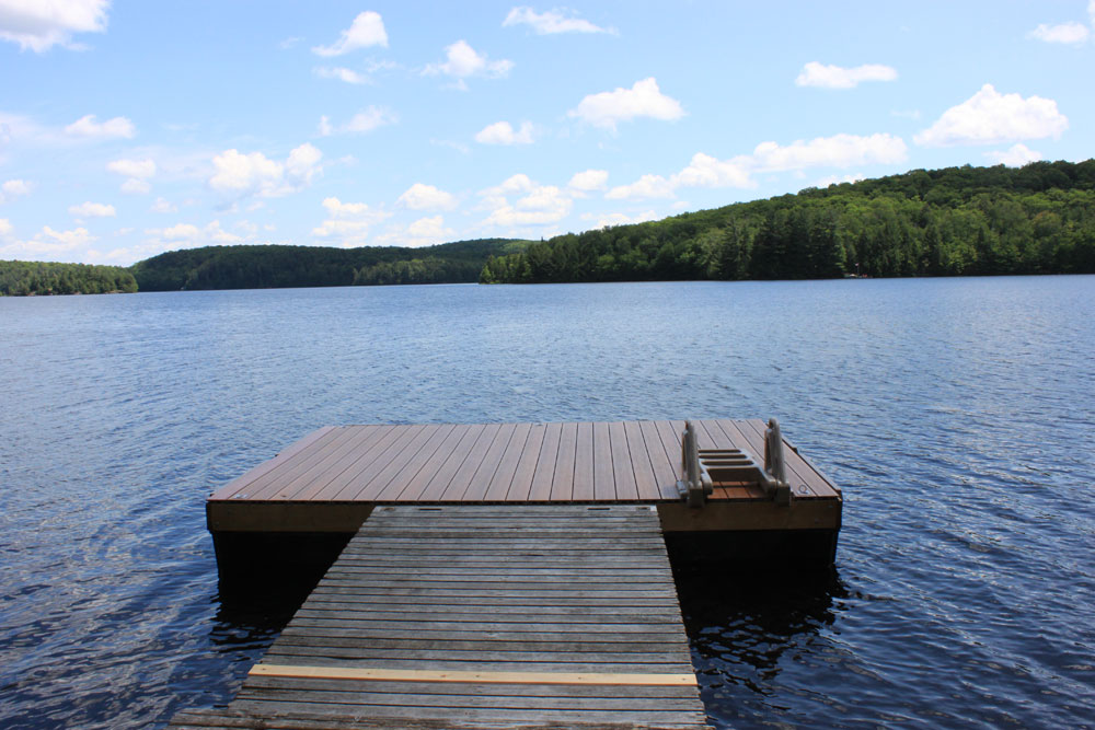 22-View-from-the-dock-of-Spruce Lake