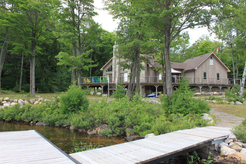 3 View-of the cottage from-the-dock
